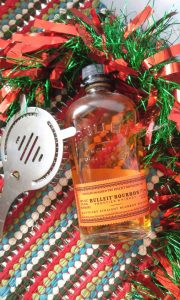 A holiday cocktail idea with Bulleit Bourbon