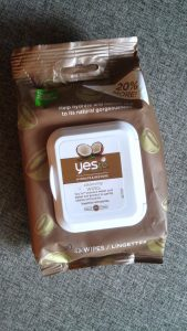 Yes to Coconuts Facial Wipes