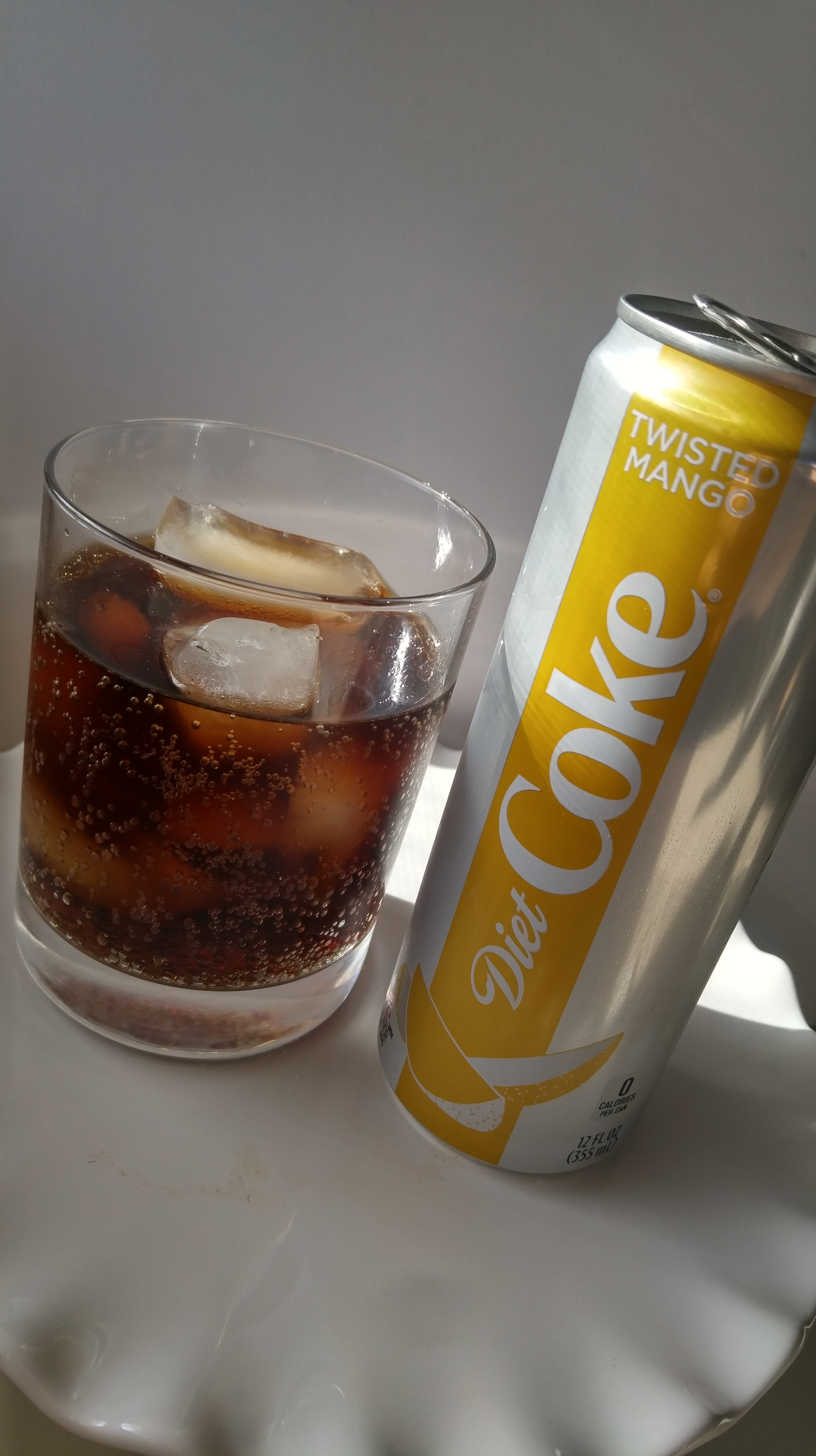 Fizzing Up The New Diet Coke Flavors The 5th Food Group